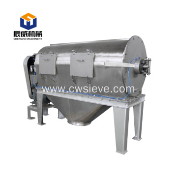 food grade stainless steel centrifugal sieve sifter